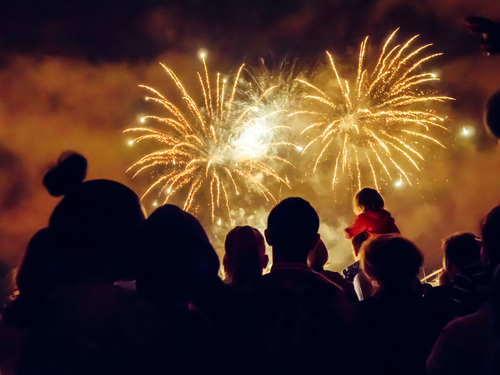 Greater Limitations on Fireworks in Eugene