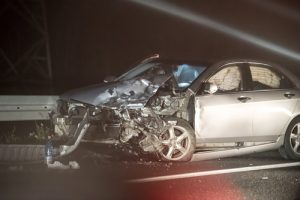 Eugene Car Crash