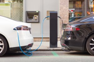 Oregon Genuise Creates New System: Chargeway for Electric Cars