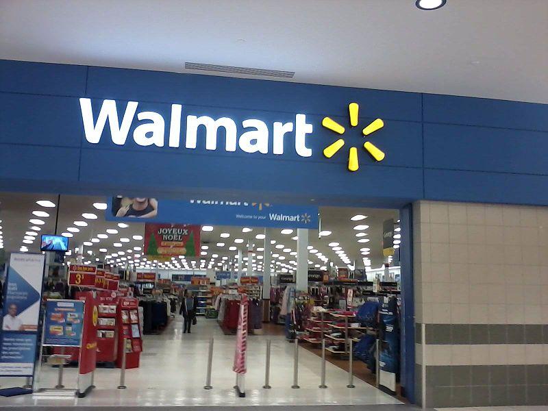 Walmart theft